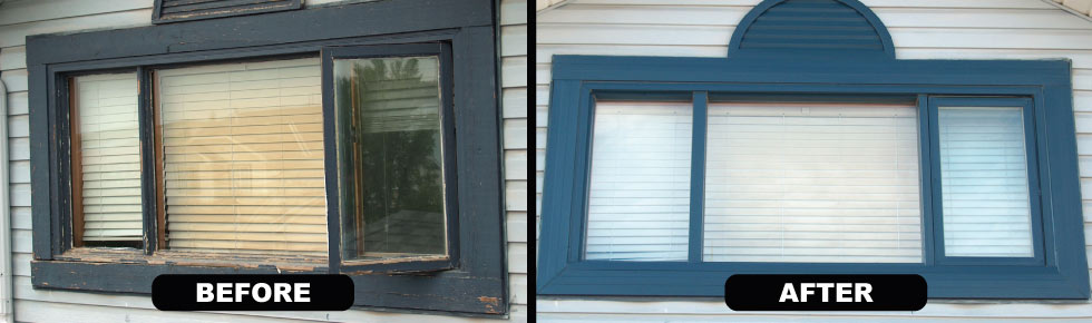 Calgary exterior specialty windows capping cladding for What is window cladding